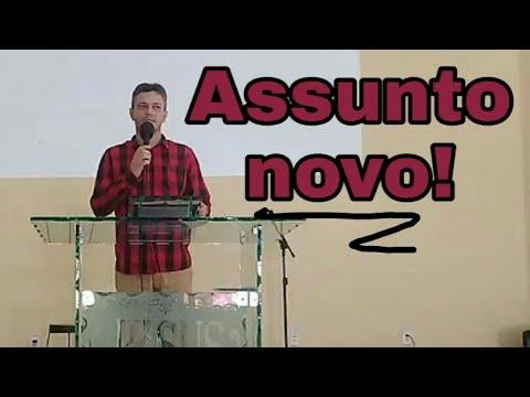 Por que precisamos estudar sobre o tabernáculo | Pr Tiago Portela