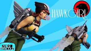 Hawkgirl Bombshell Statue
