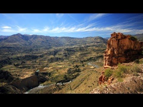 Pérou - Perú - Trek Cañon del Colca