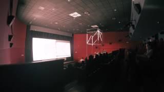 Kino Valli - rasvjeta