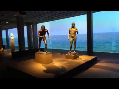 The Exhibition of the Antikythera Shipwreck in Basel Switzerland 27.9.2015 - 27.3.2016