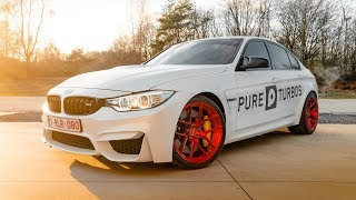 Peter's 770whp BMW M3 *FRIGHTENING*