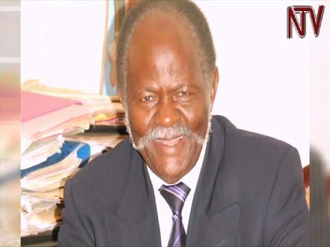 Former Justice minister Joash Mayanja Nkangi passes away