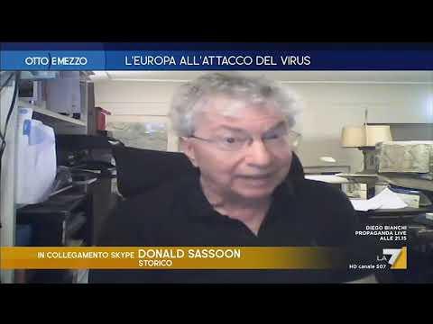 Coronavirus, Donald Sassoon: 'Boris Johnson si è fidato degli scienziati, con questo virus si ...