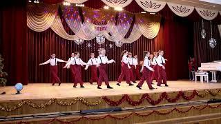 Звёздная капель 2019 Большая перемена, хореографический коллектив 5 класса
