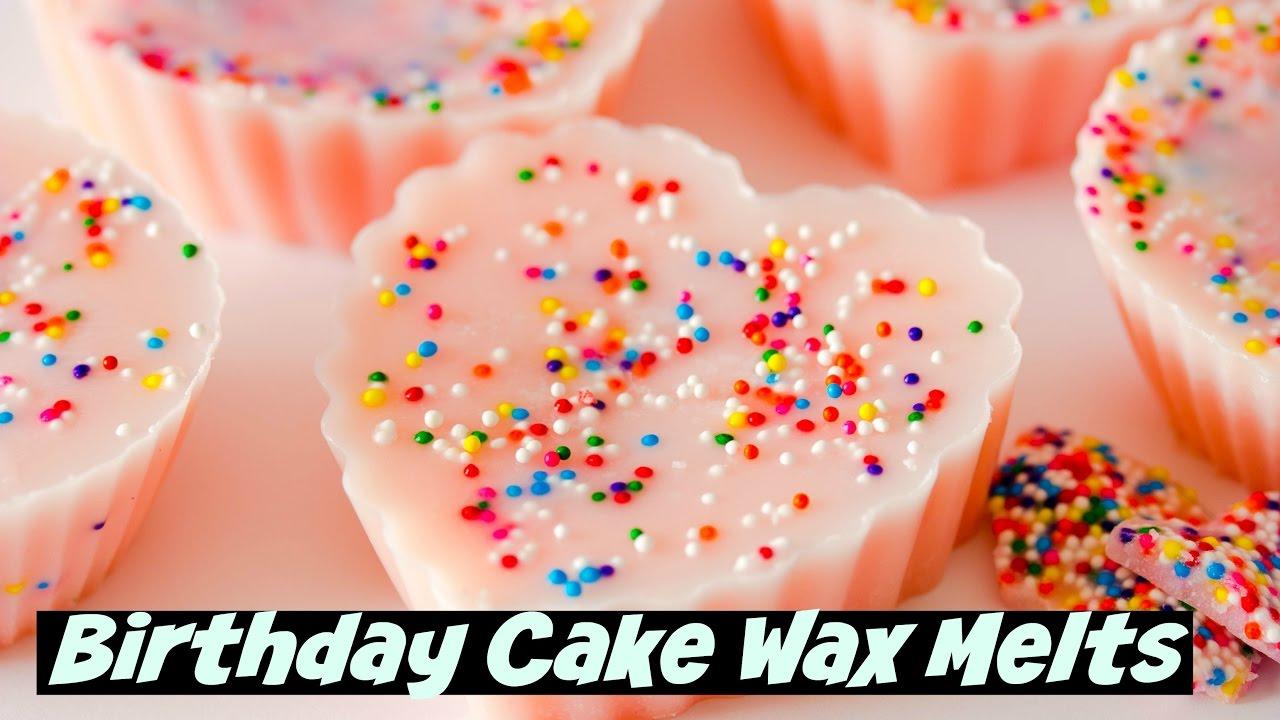 Making Birthday Cake Wax Melts Diy Saturday Season 2 Episode 10