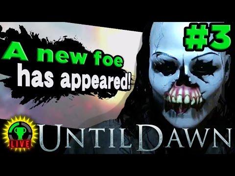GTLive: Until Dawn - DEATH Has Arrived! (Part 3)