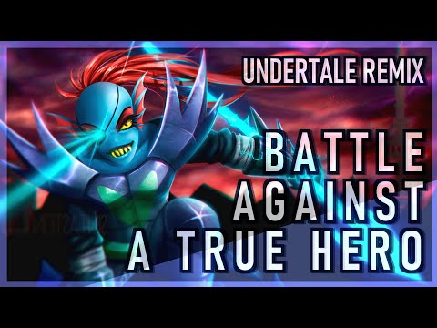 [Undertale Remix] Stormheart - Battle Against a True Hero (Undertale's 2nd Anniversary)