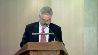 Χαιρετισμός Φίλιππου Τσαλίδη στο Συνέδριο του ΙΓΜΕΑ