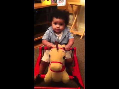 Let me ride that donkey!