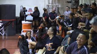 Campbell Sabers Varsity Girls Volleyball \