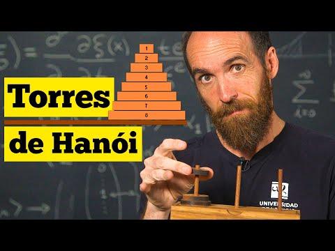 La Terrible Leyenda De Las Torres De Hanói