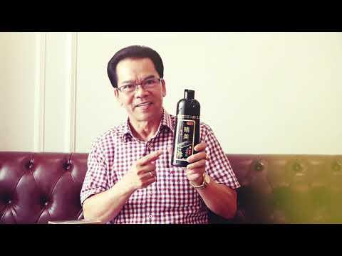 Bí quyết để có mái tóc đen chắc khỏe mà nghệ sĩ Trần Nhượng giữ kín suốt 3 năm nay