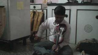 Olangal - Thumbi vaa on violin by Bharath