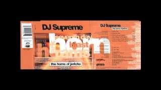 Dj Supreme - Tha Horns Of Jericho (Radio Edit)