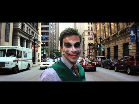 Call Me Batman - (Call Me Maybe Parody Rises)