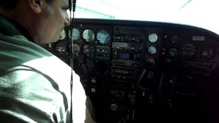 Cessna 206 Soloy - Engine start sequence