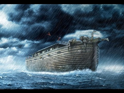 Noahs Ark Prefigures Easter