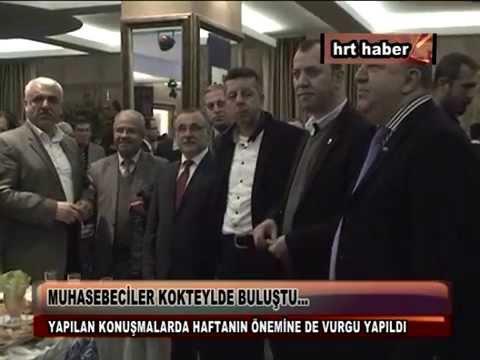 1 7 Mart Muhasebeciler Haftas Nedeniyle Hatay SMMM Odasnca Kokteyl Dzenlendi