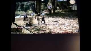 Final Fantasy XIV: A Realm Reborn - Gamescom 2012 Gameplay