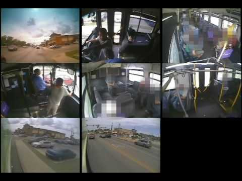 (Warning: Graphic) Police Fatally Shoot Man on Public Bus in Oklahoma City