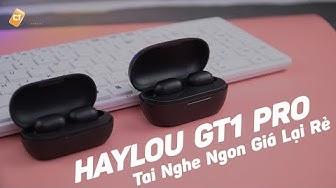 Haylou GT 1 Pro - Tai Nghe Chất Âm Ngon, Pin Cả Tuần Mà Giá Rẻ Thế Này!!!