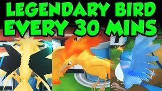 BEST Legendary Pokemon FARMING GUIDE In Pokemon Let's Go - Wild Legendary Pokemon Tested!