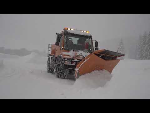 Zillertal Arena - Winterdienst