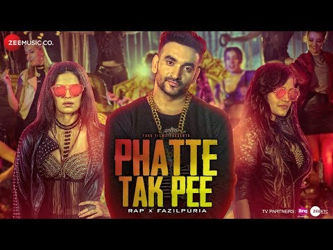 Phatte Tak Pee - Official Music Video |...