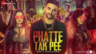 Phatte Tak Pee Official Music | Fazilpuria & Shalmali Kholgade | Satya Manik Afsar