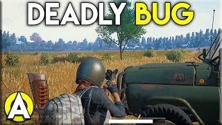 DEADLY BUG - PLAYERUNKNOWN