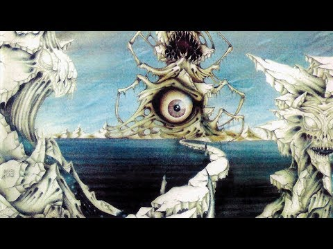 Cryptopsy - Blasphemy Made Flesh (1994) full album, vinyl