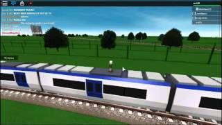 Roblox Train Surfing! (RET Metro Simulator)