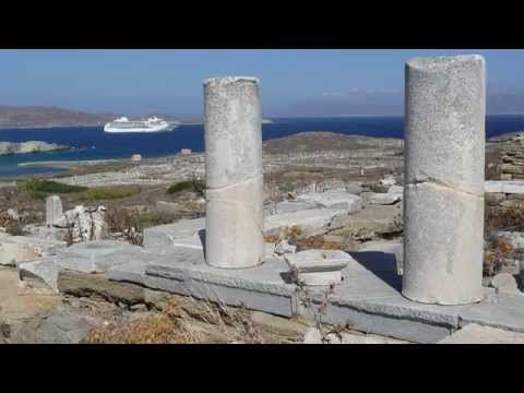 Calling All Ports: Delos, Greece