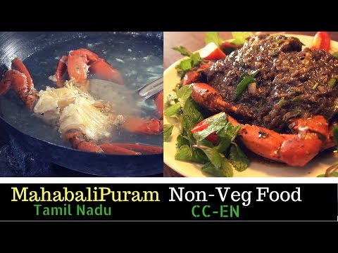 Mahabalipuram seafood Journey, near Chennai | Tamil Nadu seafood