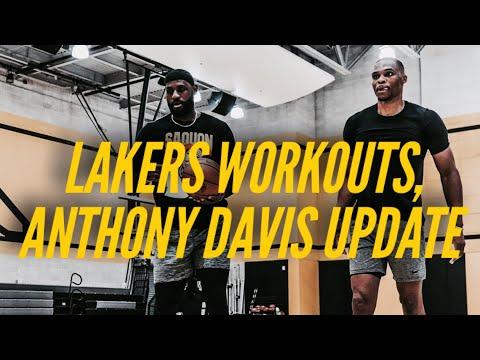 Westbrook, Horton-Tucker Showcase Offseason Dunks, Anthony Davis Update