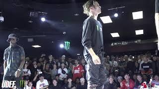 Monster RAD vs Yan & Robin - Półfinał 2vs2 na Freestyle Session 2018