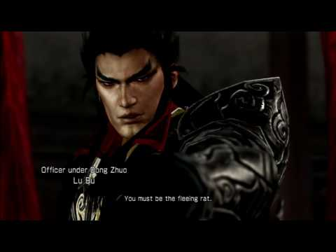 Dynasty Warriors 7: XL - Wei Story Mode 2 - Dong Zhuo's Trap