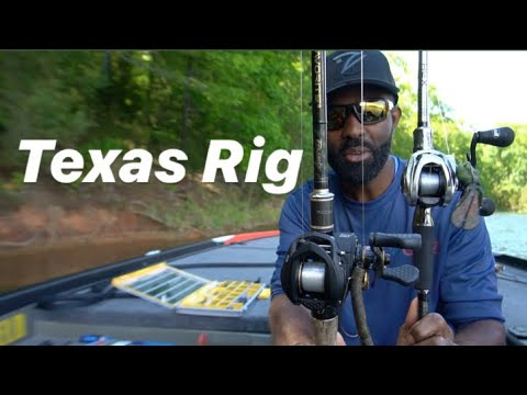 The Perfect Texas Rig Combo