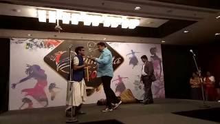 SHOLAY SPOOF SKIT - Ganesh Bagul.