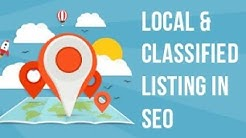 Local and Classified Listing in SEO | Classified Advertisement | Classified Ads Submission