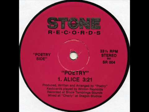Poetry - Alice (Stone Records).wmv