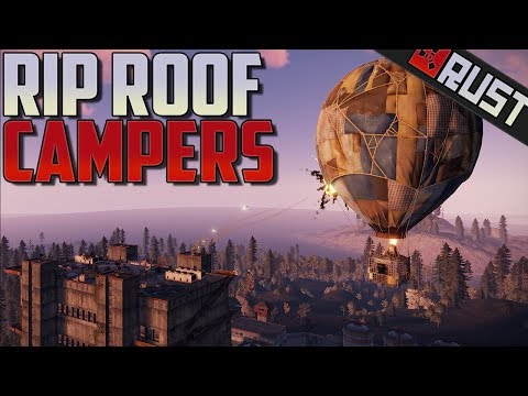 Balloon VS Roof Campers - Rust thumbnail