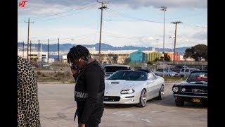 "G Eazy x AllBlack ""West Coast"" Music Video [Oakland] (Behind the scenes uncut)"