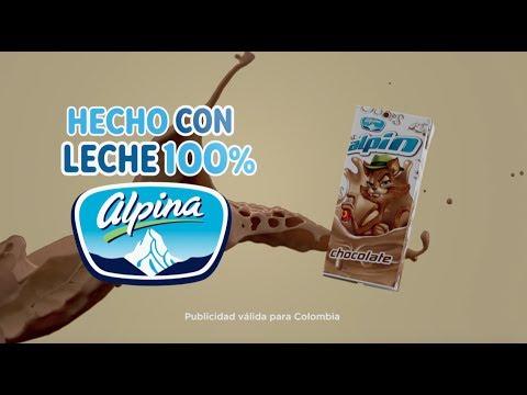 Alpin te Acompaña en el Colegio   Alpina Colombia