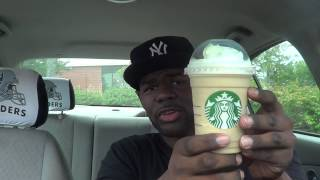 Starbucks White Chocolate Mocha Frappuccino