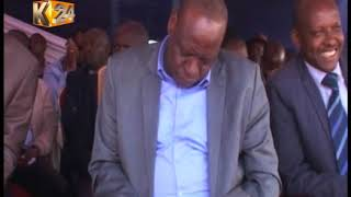 Samburu Leaders ask the Govt to recover livestock stolen in Suyan to avert reprisal attacks