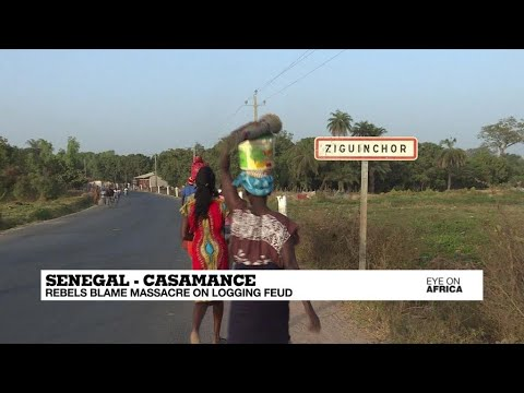 Senegal: Casamance rebels deny involvement in forest massacre