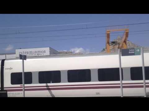 Cruce de trenes