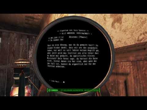 Fallout 4 Überlebensmodus - 216 - Rache an der Uni II